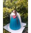 Plstený anjelik výška 20 cm
