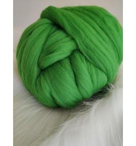 Ovčie rúno - svetlá zelená