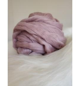 Ovčie rúno - fialová